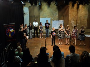 Applied improv workshop